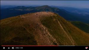 гора говерла, вид с говерлы, вид на говерлу, закарпатье, отдых в закарпатье, туризм, туризм в украине, украины, запад украины