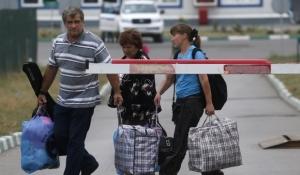 украина, россия, сибирь, беженцы, общество, происшествия