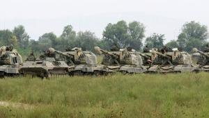 Военные учения, Крым, Аннексия, Россия