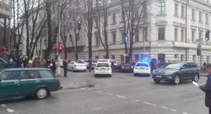 дтп, днепропетровск, мерседес, погоня, полиция, дерево, происшествия, видео, Украина