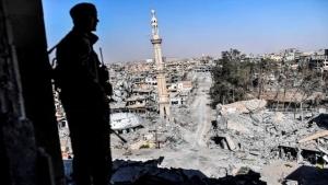 Сирия, война в Сирии, Дейр-эль-Зур, ИГИЛ, сирийская оппозиция, США , курды, армия сша, бой в ракке, новости сирии, ракка, игил Дейр-эль-Зур, Аль-Омар