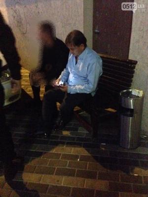 пьяный журналист, новости Украины, Николаев, происшествия