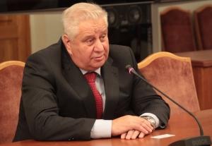 Валентин Величко, Беларусь, Минск, переговоры