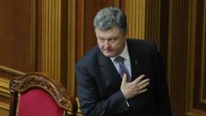 петр порошенко, новости украины, новости киева, верховная рада украины, обращение петра порошенко