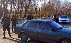 восток Украины, Донбасс, ООС, нацгврадия, полиция, Золотое, операция, штаб