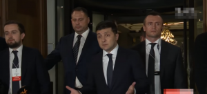 Украина, Зеленский, Минские соглашения, Переговоры, Контроль над границей.