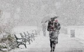 Украина,  погода, прогноз, температура, области, снег, метели