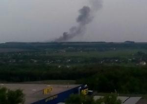 донецк, взрыв, днр, донбасс, восток украины