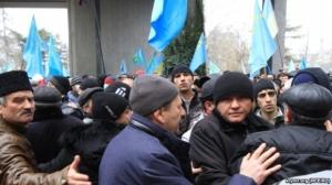 Украина, Крым, арест, общество, Полонская, Ахтем Чийгоз