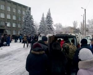 гсчс, украина, дебальцево, донбасс, беженцы