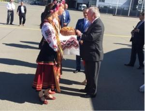 тиллерсон, госдеп, госсекретарь сша, каравай, визит, большая двадцатка, G20, донбасс, восток украины, сша, новости украины, фото