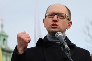 Украина, Яценюк, политика, кредит, Польша, дороги