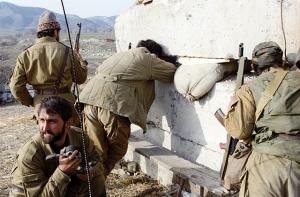армения, блокпосты, азербайджан, добровольцы, общество, конфликт в нагорном карабахе