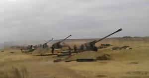 сирия, война в сирии, асад, гаубицы, латакия, обстрел, повстанцы, авиабаза рф