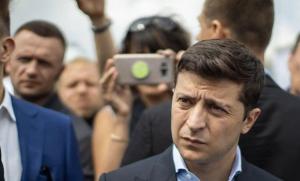 Зеленский СБУ Кривой Рог обыски скандал