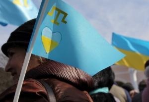 Украина, Крым, Меджлис, запрет, Рефат Чубаров, Ленур Ислямов, политика, общество, репрессии