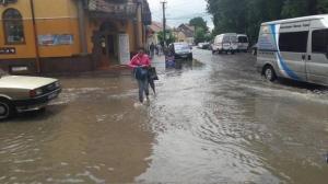 потоп, погода, ливень, видео, черновцы, прогноз погоды, дождь