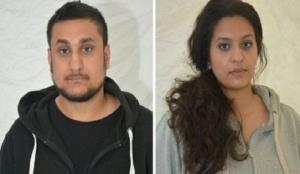 Великобритания, теракт, супружеская пара