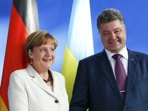 новости украины, новости германии, петр порошенко, ангела меркель, новости донбасса