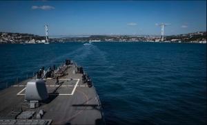 Мир, Черное море, Флот, НАТО, ВМС США, Корабли.