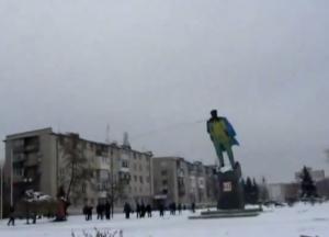 ленин, новомосковск, днепрпетровск, падение