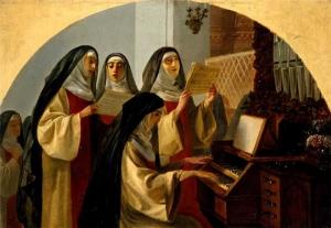 Италия, средние века, письмена дьявола, наука и техника