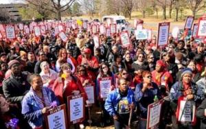 забастовка, нефтяная компания, Шелл, США, профсоюз, переговоры