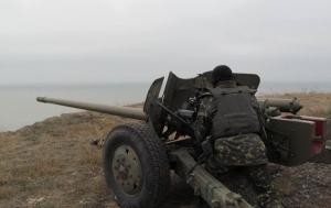 АТО, Дебальцево, ДНР, блокпост, военные, танки, связь, разгромлен