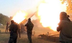 АТО, Селезнев, ДНР, прекращение огня, нарушение