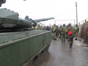 Азов, Широкино, прорыв