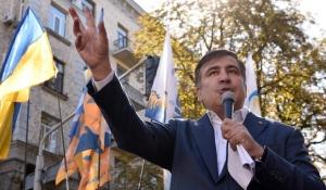 Украина, Михаил Саакашвили, Лишение гражданства, Миграционная служба, Юрий Луценко, Депортация