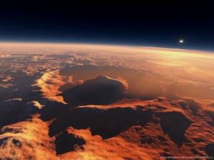 космос, марс, эмираты