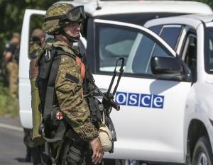 обсе, лнр, луганск, отвод техники
