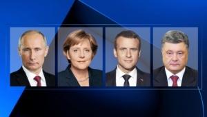 Нормандская четверка, Переговоры, Режим прекращения огня, Петр Порошенко, Донбасс, Российская агрессия
