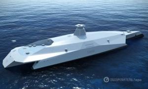 великобритания, боевой корабль будущего, Dreadnought 2050,
