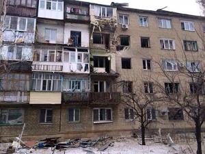 дебальцево, восток украины, обсе, обстрел, донбасс, украина, разрушения