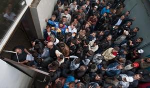 Москва, миграция, беженцы, трудоустройство в России, патент, общество, политика