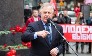 киев, митинг, 1 мая, кпу, симоненко