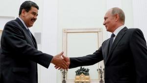 Венесуэла, Мадуро, Песков, Россия, политика, МИД, Захарова, Гуайдо