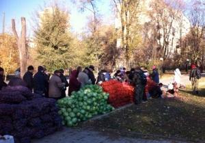 социальные овощи, ДНР, Донбасс, Донецк, выборы, Украина, юго-восток, Донецкая республика