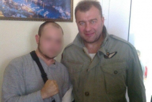 украина, всу, оос, спартак, война на донбассе, пореченков, харцызск, скандал