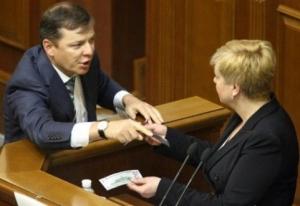 ляшко, украина, гонтарева, порошенко