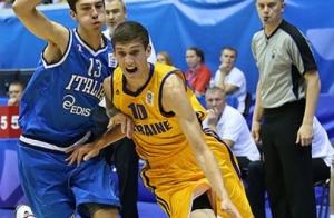 Евробаскет, баскетболисты, Украина, украинцы, Святослав Михайлюк, ФИБА-Европа