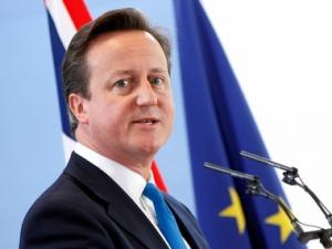 """Кэмерон, Великобритания, """"Боинг 777"""","""