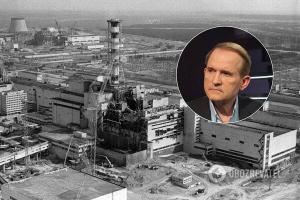 Медведчук Чернобыль адвокат голобуцкий социальные сети