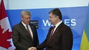 Петр Порошенко, визит в Канаду, МИД Украины, Павел Климкин, гуманитарная помощь Донбассу, юго-восток Украины, АТО, политика, новости Украины