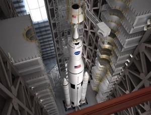НАСА, ракета, супертяжелая, Марс, техника, наука, космос
