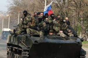 Россия, техника, колонна, экипаж, Луганск
