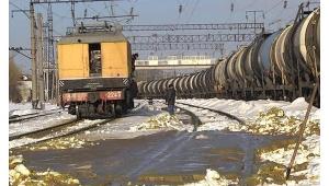 Украина, Одесса, железная дорога, цистерна, взрыв, теракт, происшествия, криминал, МВД Украины