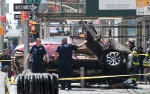 США, происшествие, авария, Нью-Йорк, пострадавшие, общество